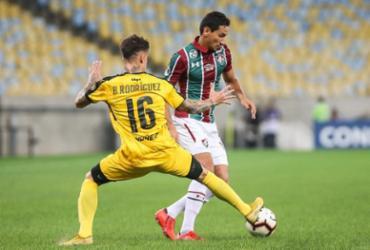 Conmebol define datas das quartas da Sul-Americana; Fluminense decide em casa | Lucas Merçon | Fluminense F.C.