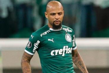 STJD suspende Felipe Melo por 4 jogos por expulsão contra o Bahia | Cesar Greco | Ag. Palmeiras