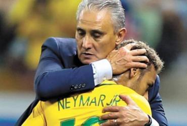 Tite explica convocação de Neymar mesmo sem jogar: 'Não vou prescindir' | Divulgação | CBF