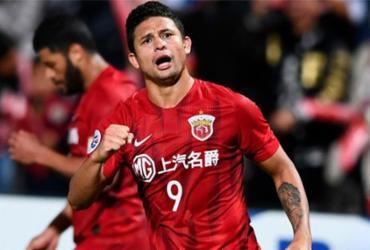 Ex-Vitória, Elkeson pode se naturalizar para defender seleção chinesa | Divulgação | Shanghai SIPG