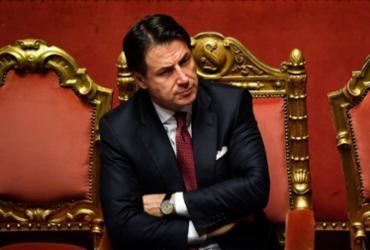 Primeiro-ministro da Itália, Giuseppe Conte renuncia ao cargo | Andreas Solaro l AFP