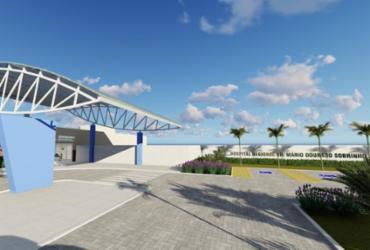 Hospital Mário Dourado Sobrinho em Irecê será ampliado