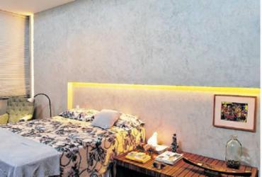 Cimento queimado vira sinônimo de bom gosto na decoração | Divulgação I Jomar Bragança