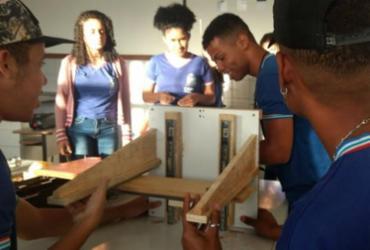 Estudantes de Amargosa desenvolvem impressora 3D de baixo custo