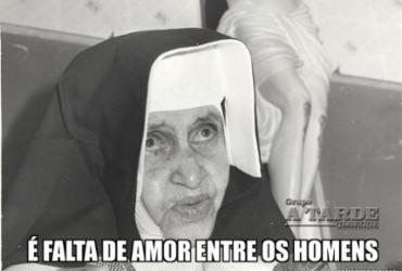 Entenda porque Irmã Dulce é uma santa moderna | Cedoc | A TARDE