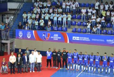 Mais de mil atletas de 19 municípios participam dos Jogos Universitários