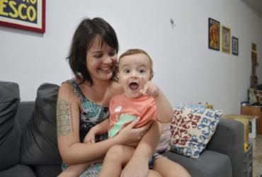 Afeto ajuda recuperação de bebê |