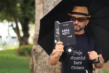 Haikais comestíveis são destaque em lançamento de Victor Venas | Nuno Araújo | Divulgação