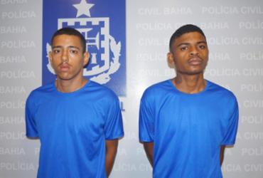 Jovens presos por latrocínio em ônibus já eram investigados pelo GERRC | Divulgação | Polícia Civil