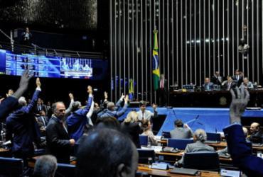 Magistrados e polícias fazem atos contra lei de abuso de autoridade | Roque de Sá I Agência Senado