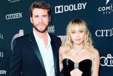 'Desejo saúde e felicidade', declara Liam Hemsworth a Miley Cyrus após separação | Reprodução | Instagram