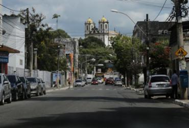 Obras alteram trânsito na Av. Dendezeiros a partir desta quarta-feira   Gilberto Junior   Ag. A TARDE
