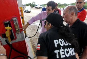 Operação encontra irregularidades em postos de combustíveis