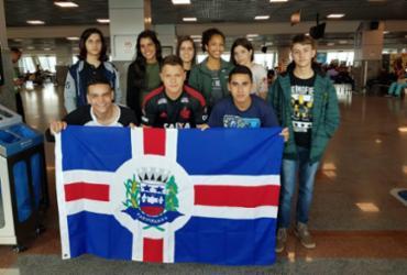 Estudantes de Paripiranga são medalhistas na Olimpíada Nacional em História