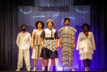 'Pele Negra, Máscaras Brancas' inicia temporada na Barroquinha | Divulgação