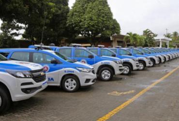 Municípios do Leste baiano recebem 120 novas viaturas policiais