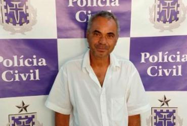Suspeito de estuprar criança de 8 anos é preso em Pindobaçu | Divulgação | Polícia Civil
