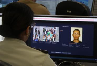 Suspeito de tráfico é preso com ajuda do reconhecimento facial | Divulgação | SSP