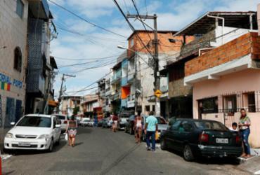 Trânsito é interditado no Curuzu para obras de requalificação   Rafael Martins   Ag A TARDE