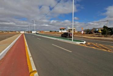 Ruas requalificadas são entregues à população de Irecê