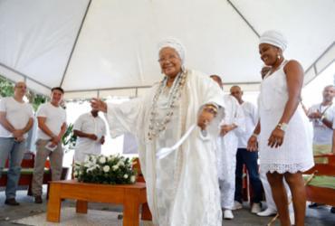 Religiões de matriz africana são homenageadas