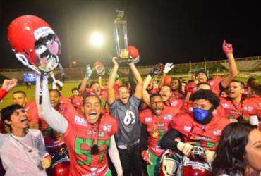 Santana Red Bulls é campeão da Copa Nordeste de Futebol Americano | Renato Lima | Santana Red Bulls