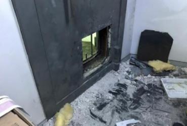 Assaltantes invadem agência bancária em Simões Filho | Divulgação