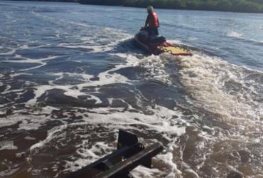 Corpo de jovem é encontrado por bombeiros na praia de Arembepe | Divulgação | SSP