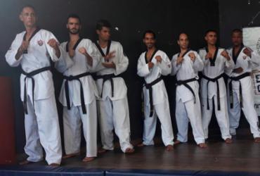 Atletas de taekwondo do Vitória sobem ao pódio no Brasileiro | Divulgação | EC Vitória