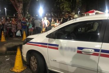 Taxista é assassinado a tiros na região do Campo Grande | Reprodução | TV Aratu