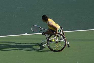 Ouro no tênis em cadeira de rodas dá vaga para Tóquio | Fernando Frazão l Agência Brasil