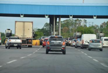 Tarifas de pedágios serão reduzidas nas rodovias administradas pela Via Bahia | Shirley Stolze I Ag. A TARDE