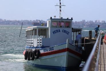 Travessia Salvador-Mar Grande é suspensa neste sábado | Joá Souza | Ag. A TARDE