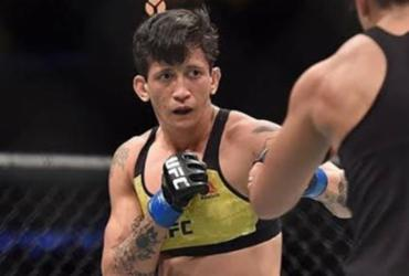 Lutadora baiana, Virna Jandiroba, tem luta marcada | Reprodução | Instagram