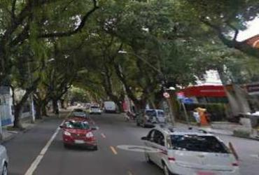 Uma pessoa fica ferida após ser atropelada no Corredor da Vitória   Reprodução I Google Street View