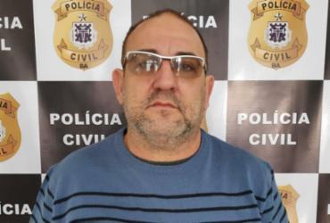 Falso líder religioso é detido por estelionato em Conquista | Divulgação | SSP