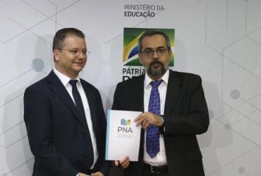 Governo lança cartilha da Política Nacional da Alfabetização | José Cruz l Agência Brasil