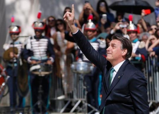 Bolsonaro é criticado por presidente do Sindicato dos delegados da PF após 'interferência' | Fernando Frazão l Agência Brasil