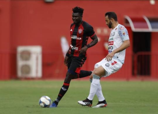 Leão volta a tropeçar em jogo contra o Operário-PR no Barradão | Adilton Venegeroles | Ag. A TARDE