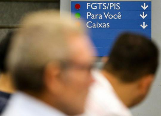 Maior rendimento do FGTS exige atenção na hora do saque   Marcelo Camargo l Agência Brasil