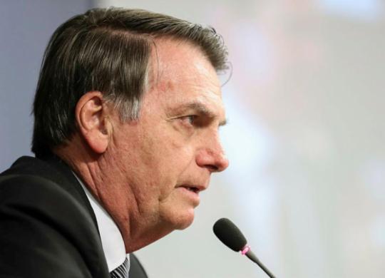 Bolsonaro defende trocas no Fisco e volta a dizer que é alvo de 'devassa' | Marcos Corrêa | PR