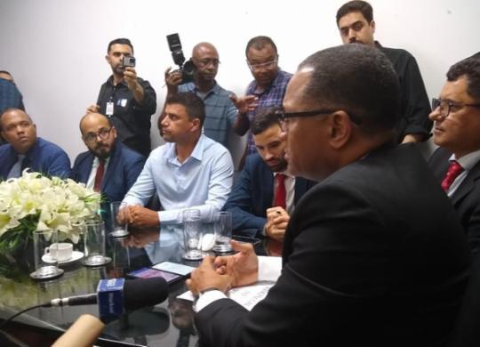 Vereadores decidem não limitar veículos de transporte por aplicativo | Raul Castro | Ag A TARDE