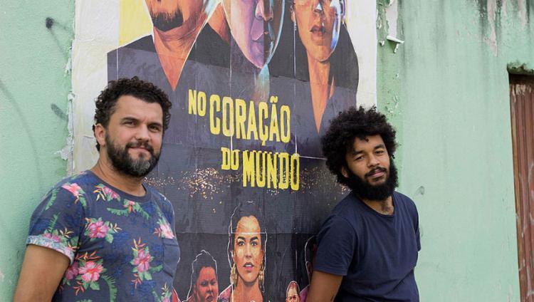 Diretores retratam a vida rotineira em bairros periféricos (Foto: Isabela Martins l Divulgação)