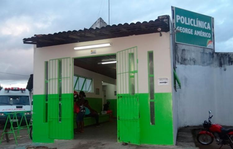 Criança deu entrada na Policlínica do bairro George Américo - Foto: Reprodução   Acorda Cidade
