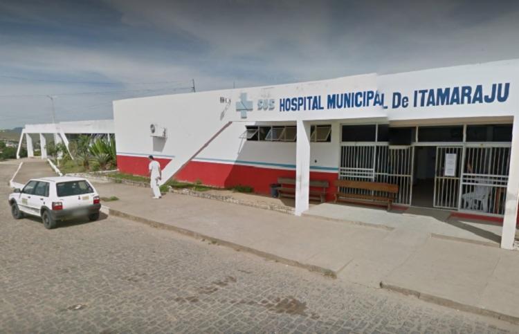 Vítimas foram encaminhadas para o Hospital Municipal de Itamaraju - Foto: Reprodução | Google Street View