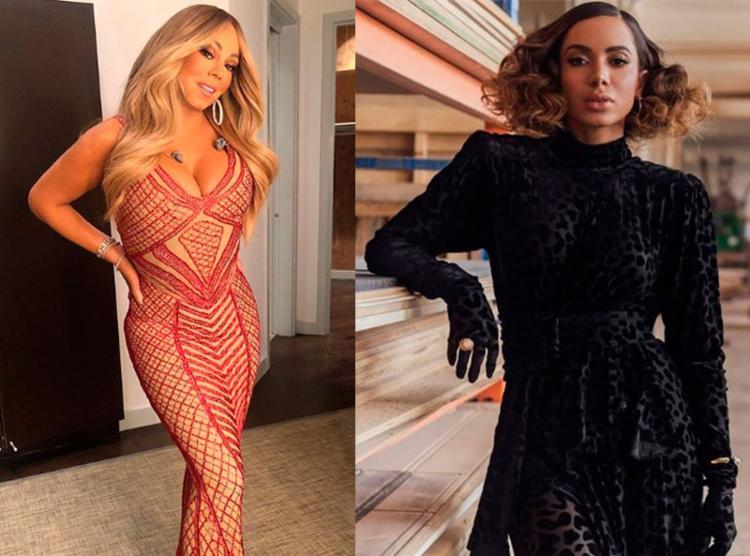 Mariah ainda revelou que o Brasil é um dos seus lugares favoritos no mundo - Foto: Reprodução | Instagram