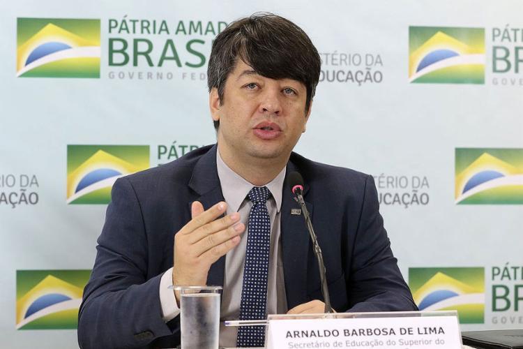 O MEC estuda mudar a forma de distribuir os recursos para as 63 universidades federais - Foto: Valter Campanato l Agência Brasil