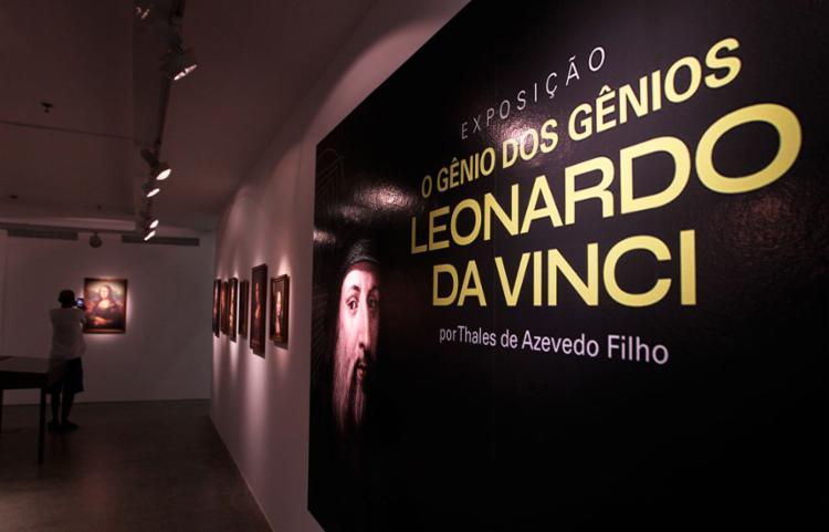 Réplicas apresentadas na exposição foram construídas pelo engenheiro Thales de Azevedo Filho - Foto: Elói Corrêa | GOVBA
