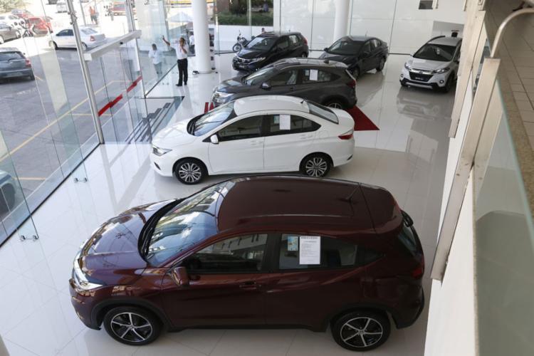 Redução da Selic tem reflexos nas taxas de financiamento de veículos - Foto: Rafael Martins   Ag. A TARDE
