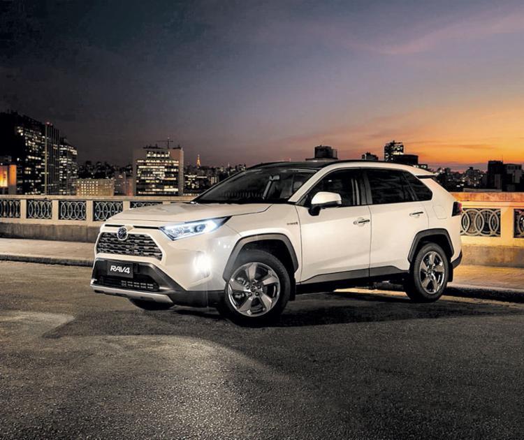 SUV mais vendido no mundo - Foto: Divulgação